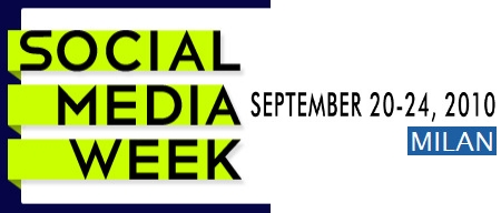 Social Media Week, Milano
