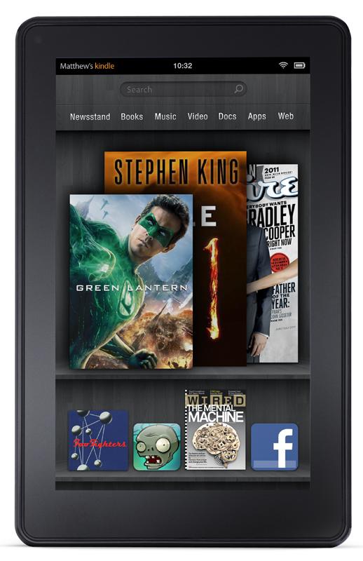 Amazon, ecco il Kindle di ultima generazione