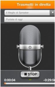 App Store  Spreaker Radio