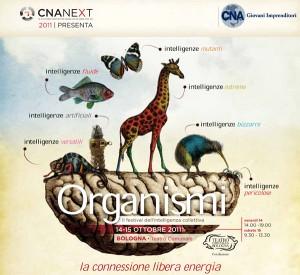 Organismi, il Festival dellIntelligenza Collettiva a Bologna