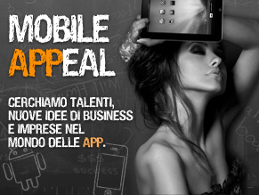 WindBusinessFactor lancia il contest Mobile APPeal, una app per il business