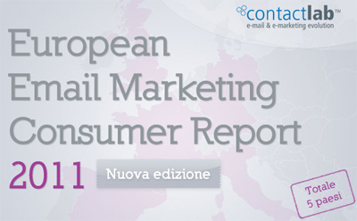E mail Marketing Consumer Report 2011