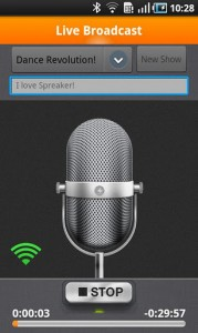 Spreaker Android