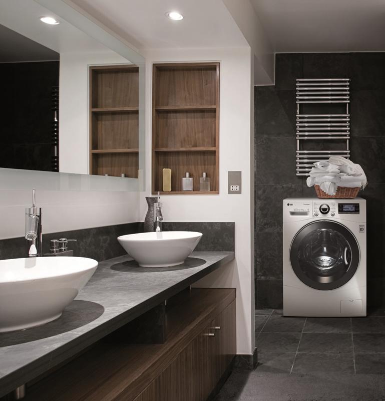 lavatrice a vapore LG1495BDS