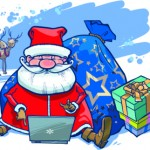 shopping online christmas