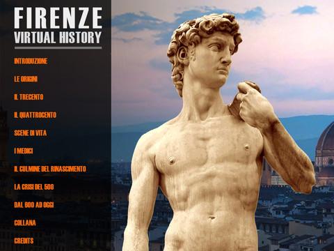 Firenze Virtual History, l'app per iPad che unisce la cultura e la tecnologia