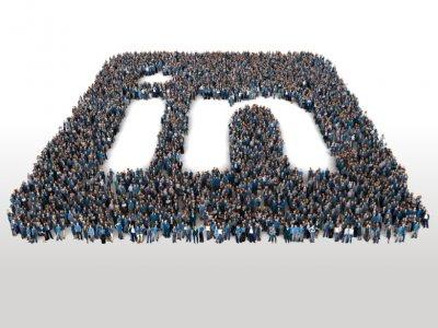 LinkedIn 2012 - crescita