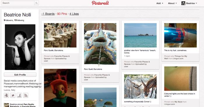 Pinterest - B Nolli