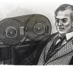 Google doodle Federico Fellini