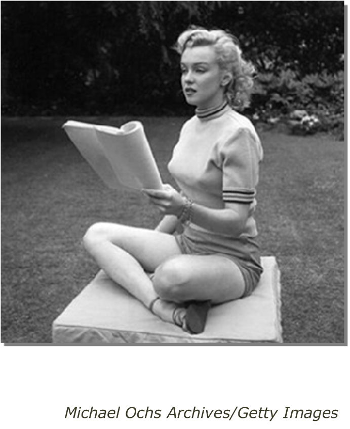 Marilyn Monroe - Michael Ochs Archive/Getty Images