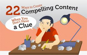 Ecco come creare contenuti accattivanti [Infografica]