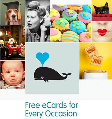 iStock eCard App su Facebook