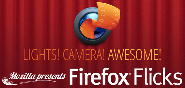 Mozilla lancia il video contest Firefox Flicks