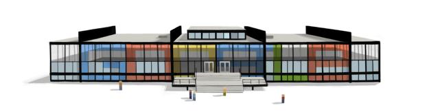 Google doodle - Mies van der Rohe