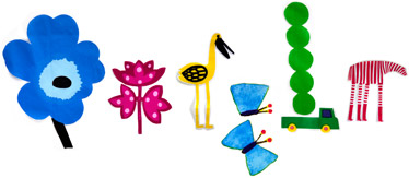L'Equinozio di Primavera salutato da Google con un doodle
