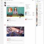 Google+ nuovo look