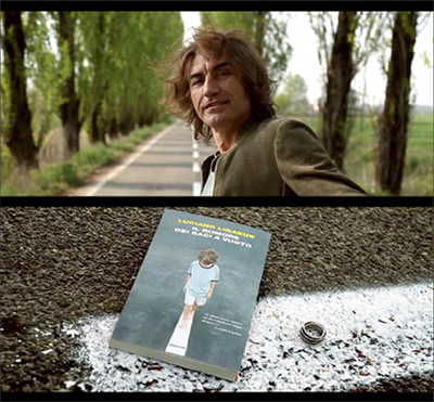 Il booktrailer del nuovo libro di Luciano Ligabue realizzato da Fargo Film