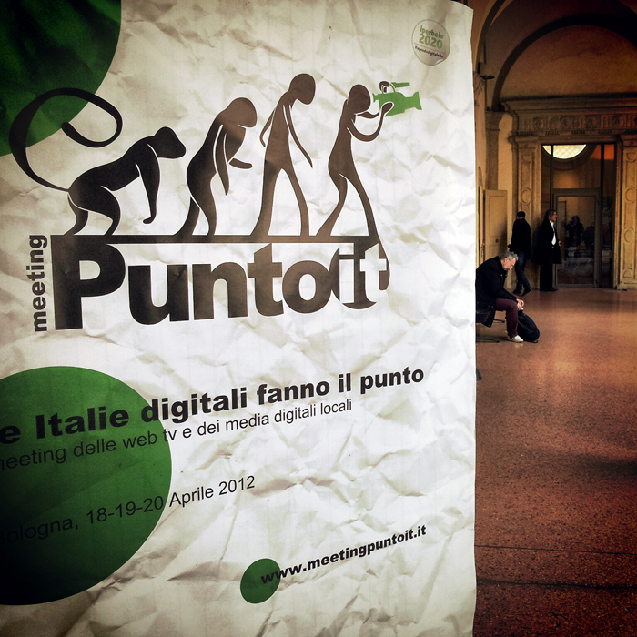 Meeting Punto IT - Bologna 2012