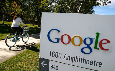 Mountain View Google