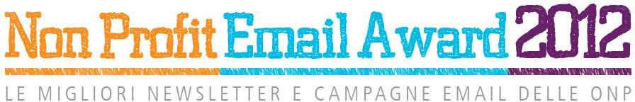 Non Profit Email Award 2012