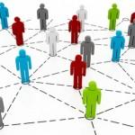 social media web online presenza