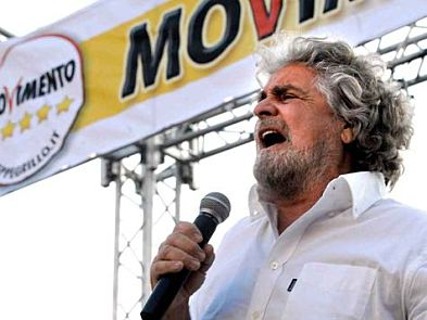 Beppe Grillo - Movimento 5 Stelle