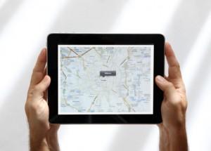 Mappe-via-mobile