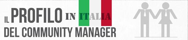 Profilo Community Manager Italia