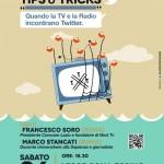 #TTT05 Quando la TV e la Radio incontrano Twitter