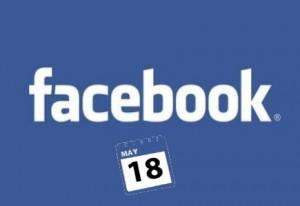 facebook 18 maggio 2012