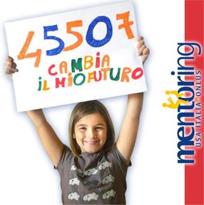 Mentoring Usa Italia Onlus - sms 45507