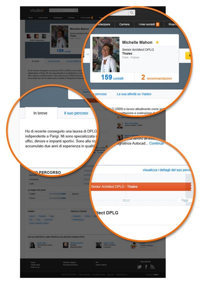 Le 5 W di Viadeo, consigli su come ricevere e dare referenze sui profili