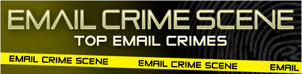 Top email crimes raccolti da ContactLab [Infografica]