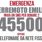 sms-45500-emergenza terremoto-emilia