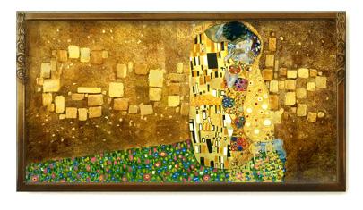 Il doodle di Google in onore di Gustav Klimt