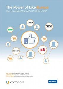 La forza del Like di facebook, il Social Media Marketing nel Retail