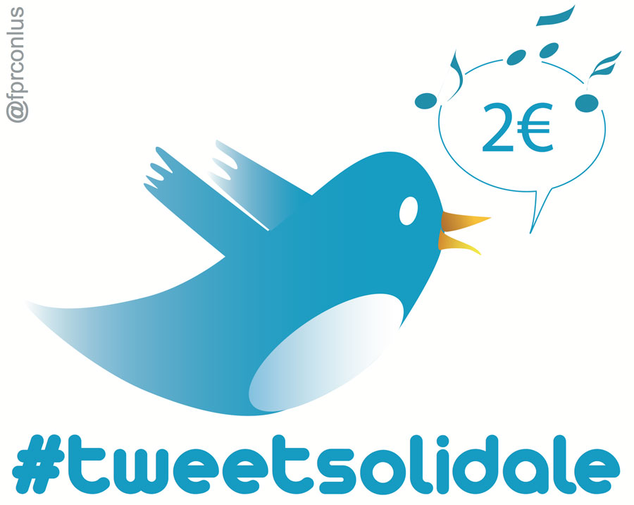 #Tweetsolidale