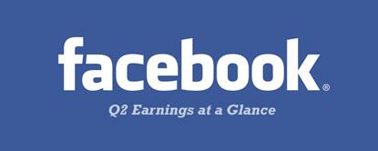 I buoni ricavi di Facebook nel Q2 serviranno per il futuro [Infografica]