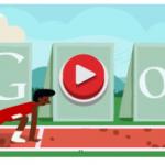 Google doodle - Londra 2012 Ostacoli