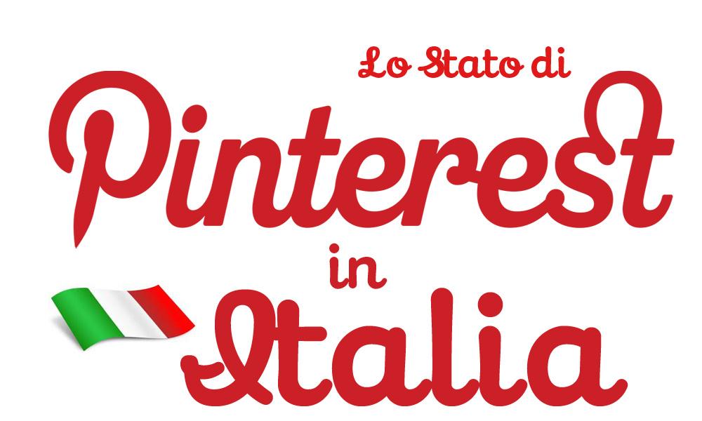 Lo Stato di Pinterest a Giugno 2012 in Italia