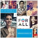 #ForAll - Barack Obama