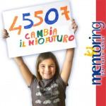 Cambia la vita di un bambino - sms 45507
