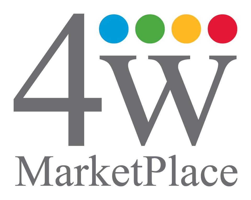logo 4w marketplace