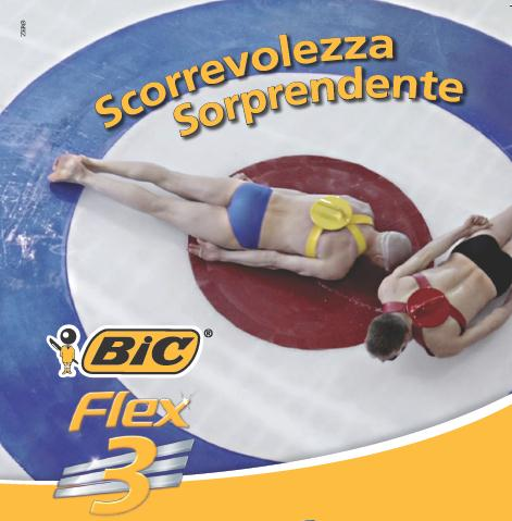 bic flex 3 curling