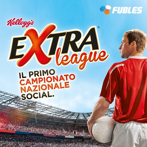 Torneo Extra League di Fubles e Kellogg's, al via la campagna promozionale [Video]