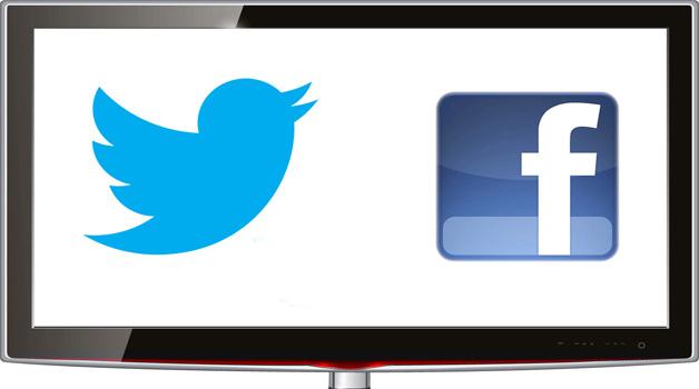 Social Tv, Servizio Pubblico senza rivali su Facebook e Twitter