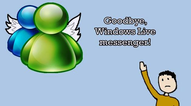 Chiude Windows Live Messenger, finisce l'era delle chat