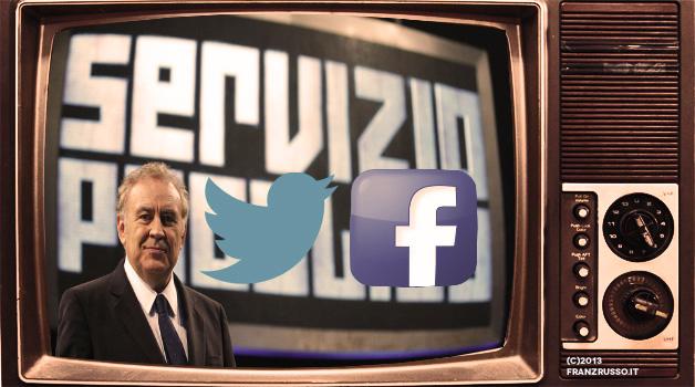 Social Tv, è Servizio Pubblico il programma della settimana 11-18 Gennaio 2013