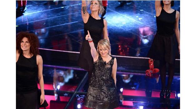 Sanremo 2013, il Festival su Twitter regge anche con MasterChef Italia