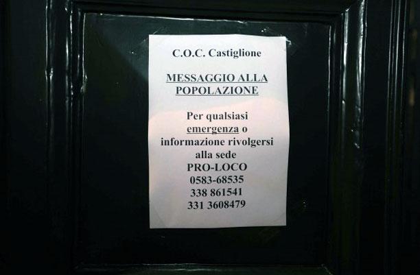 Terremoto in Garfagnana, eccessivo allarmismo o precauzione?